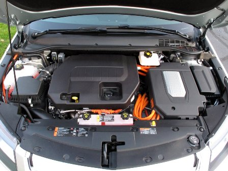 Oil Reset » Blog Archive » How to Service Chevrolet Volt and