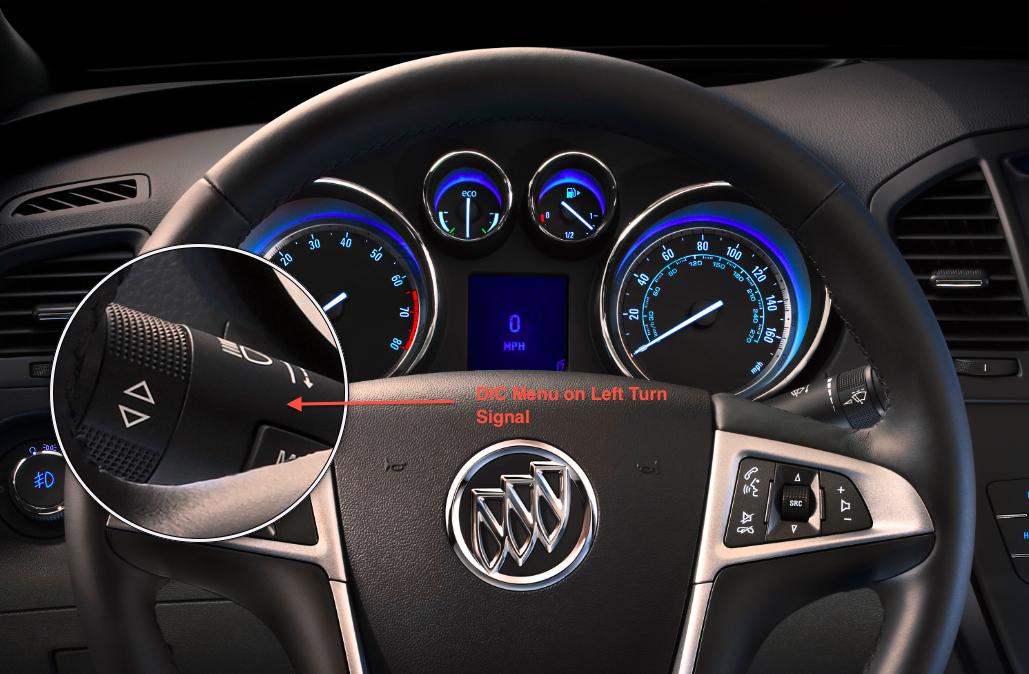 "What Is Dexos Oil >> Oil Reset » Blog Archive » 2013 Buick Regal ""Change Engine Oil Soon"" Reset & Fluids"