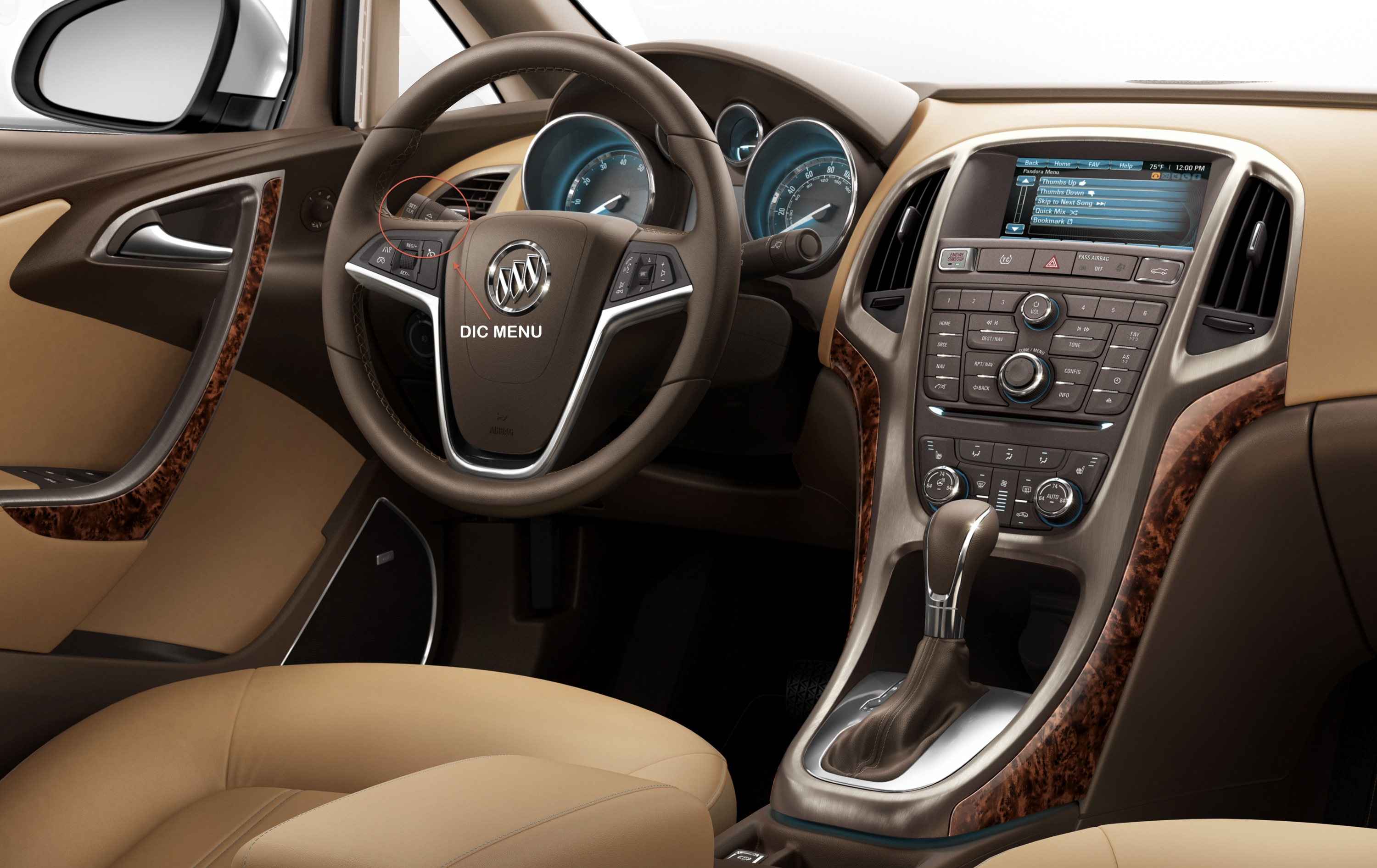 "Oil Reset » Blog Archive » 2013 Buick Verano ""Change ..."