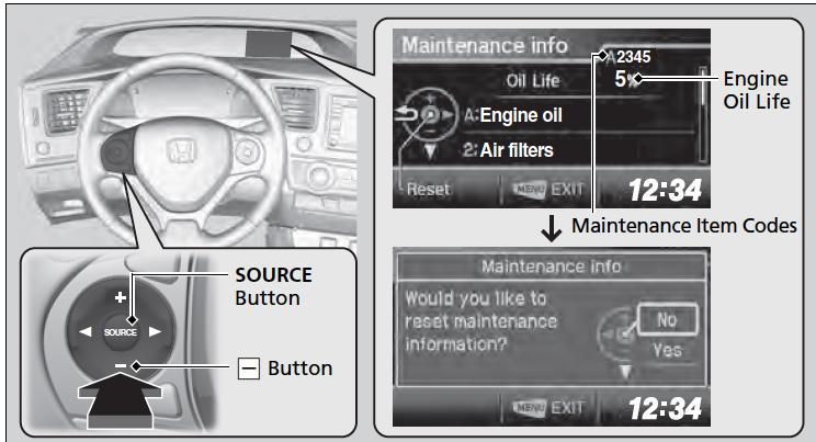 Honda tire pressure sensor reset bing images for Honda civic tire pressure