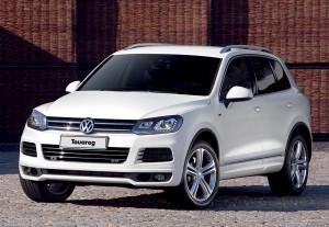 2013 VW Touareg TDI