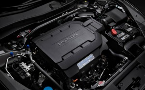 V6 3.5L (Gas)