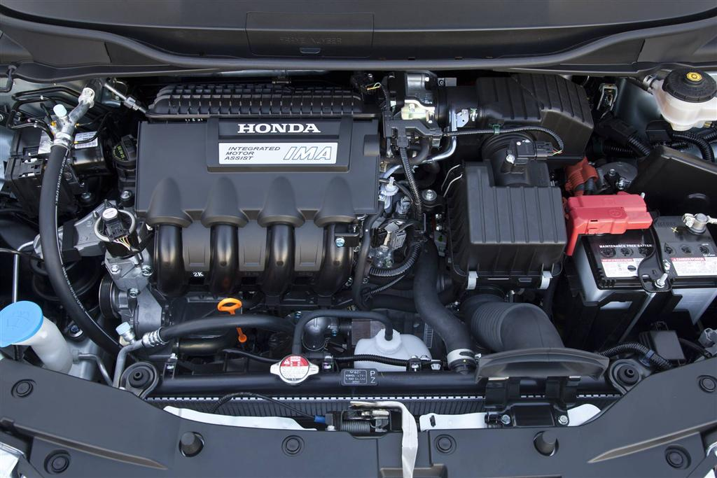 2010 honda insight transmission fluid change