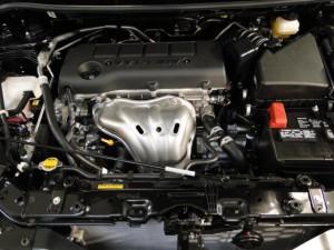 4 Cyl. 2.4L Gasoline
