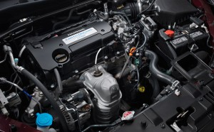 2014 Honda accord engine
