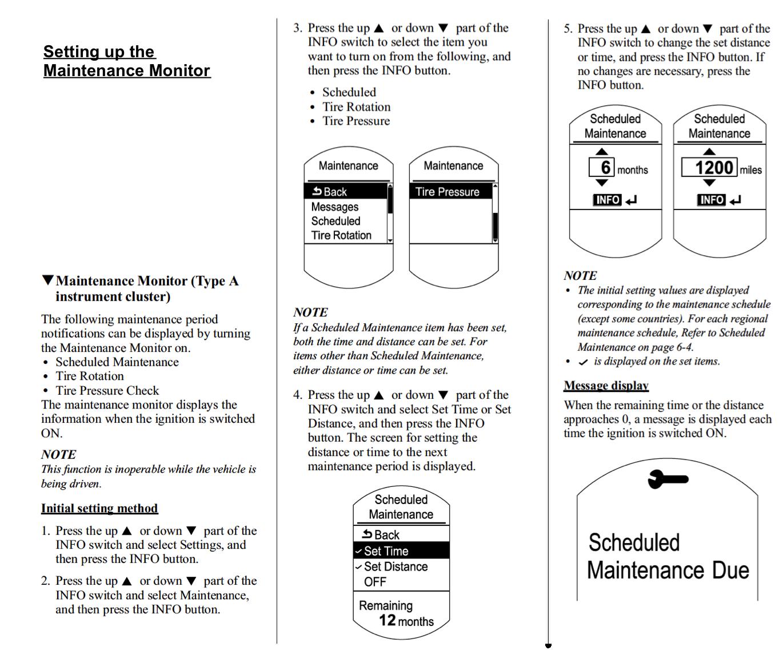 oil reset blog archive 2014 mazda6 maintenance light reset specs. Black Bedroom Furniture Sets. Home Design Ideas