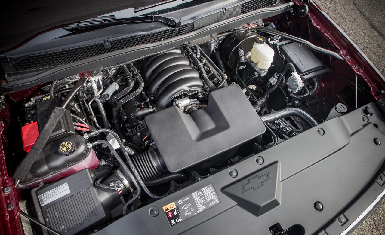 L V on 2014 Silverado V6 Engine Specs