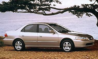 Oil Reset » Blog Archive » 2000 Honda Accord Maintenance Required