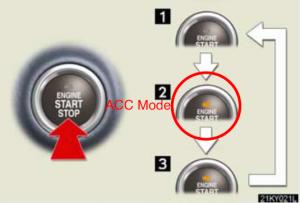ACC Mode