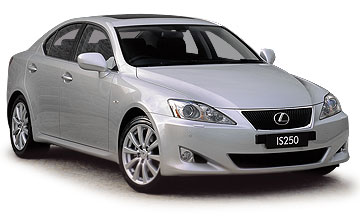 2005 Lexus IS250 specifications, information, data, photos 130570