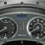 2011 Lexus ES350 Trip Button