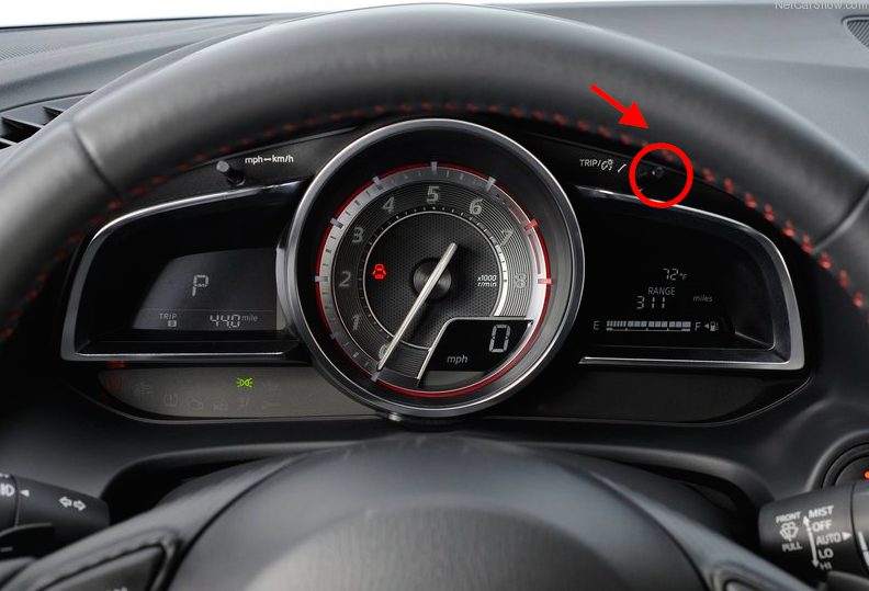Ignition Switch Replacement >> Oil Reset » Blog Archive » 2015 MAZDA3 Maintenance Monitor ...