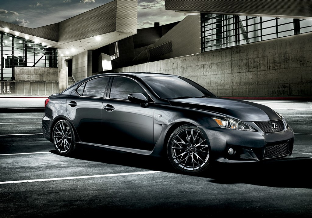 Great 2011 Lexus IS F
