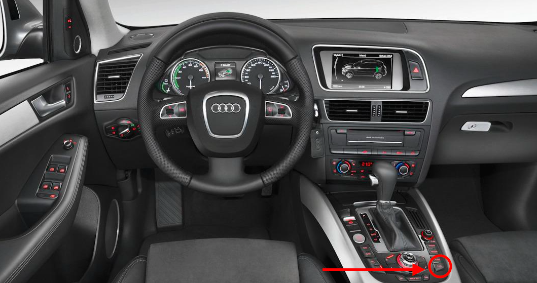 Oil Reset » Blog Archive » 2015 Audi Q5 Service Interval Reset
