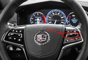 2015 Cadillac CTS DIC