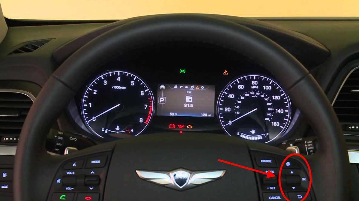 Oil Reset Blog Archive 2015 Hyundai Genesis Service Interval Reset