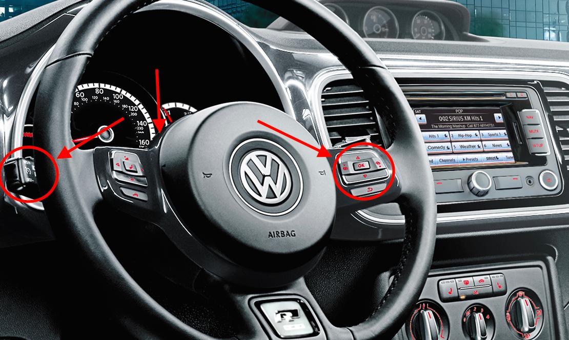 Oil Reset » Blog Archive » 2015 Volkswagen (VW) New Beetle Service Interval Reset