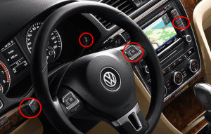 2015 VW Reset Controls