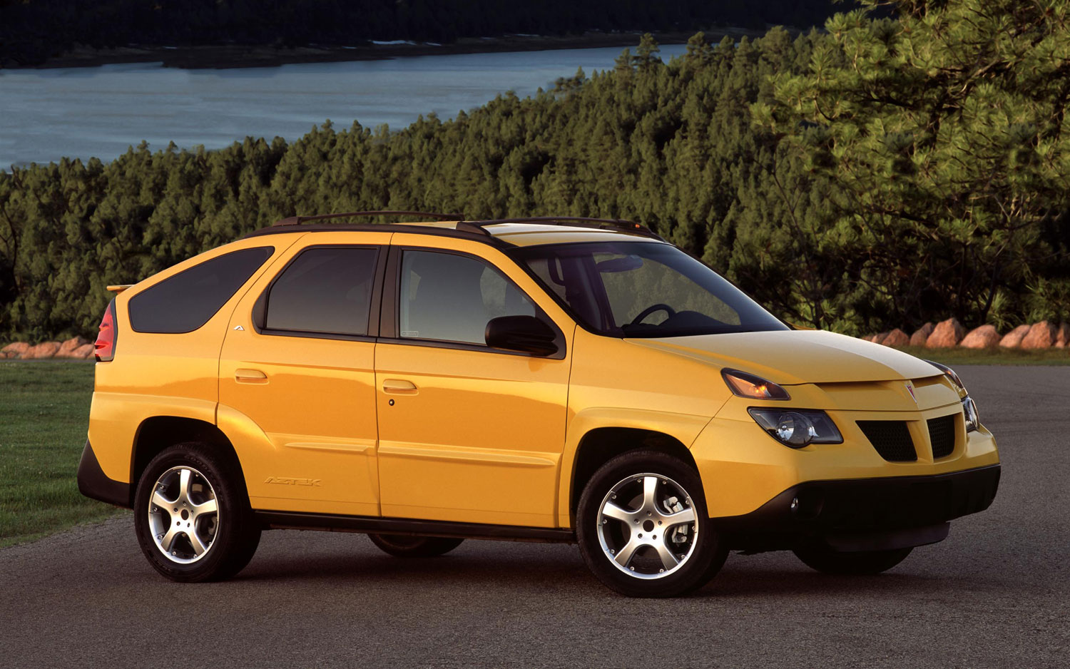 2001 Pontiac Aztek & Oil Reset » Blog Archive » 2001 PONTIAC Aztek Maintenance Light ...