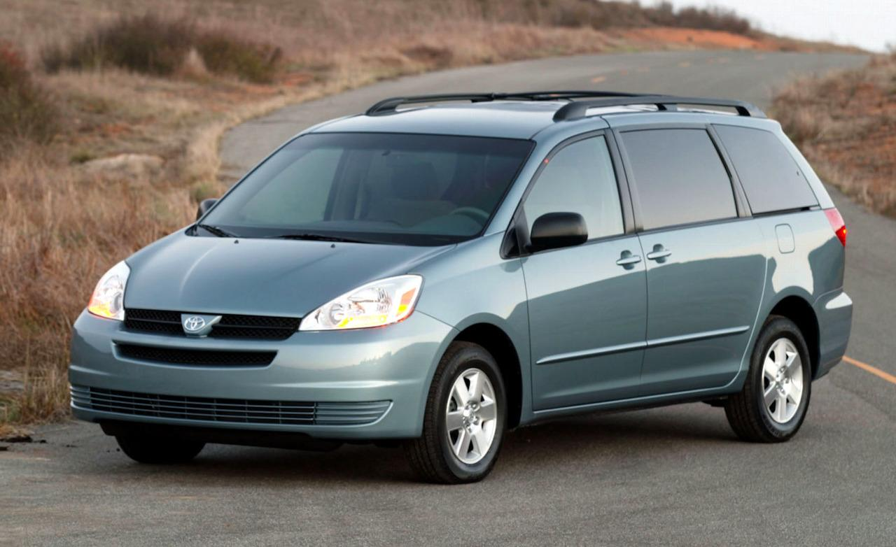 Oil Reset  Blog Archive  2006 TOYOTA Sienna Maintenance Light