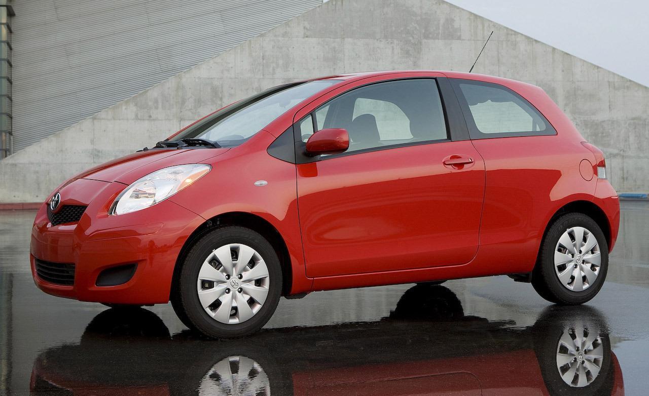 Kekurangan Toyota Yaris 2009 Spesifikasi