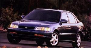 1998 Acura 1.6 EL