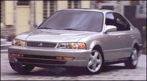 1999 Acura 1.6 EL