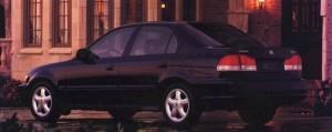 2000 Acura 1.6 EL