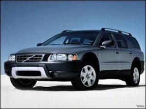 2001 Volvo XC70