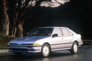 1986 Acura Integra
