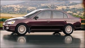 2001 Acura 1.7 EL