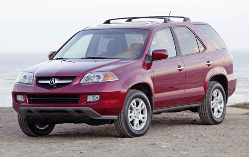 Used 2002 Acura MDX for sale - Pricing