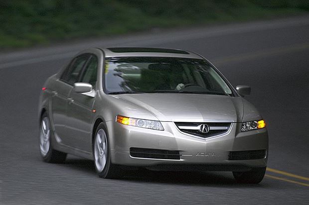 Oil Reset » Blog Archive » 2006 ACURA TL Maintenance Light ...