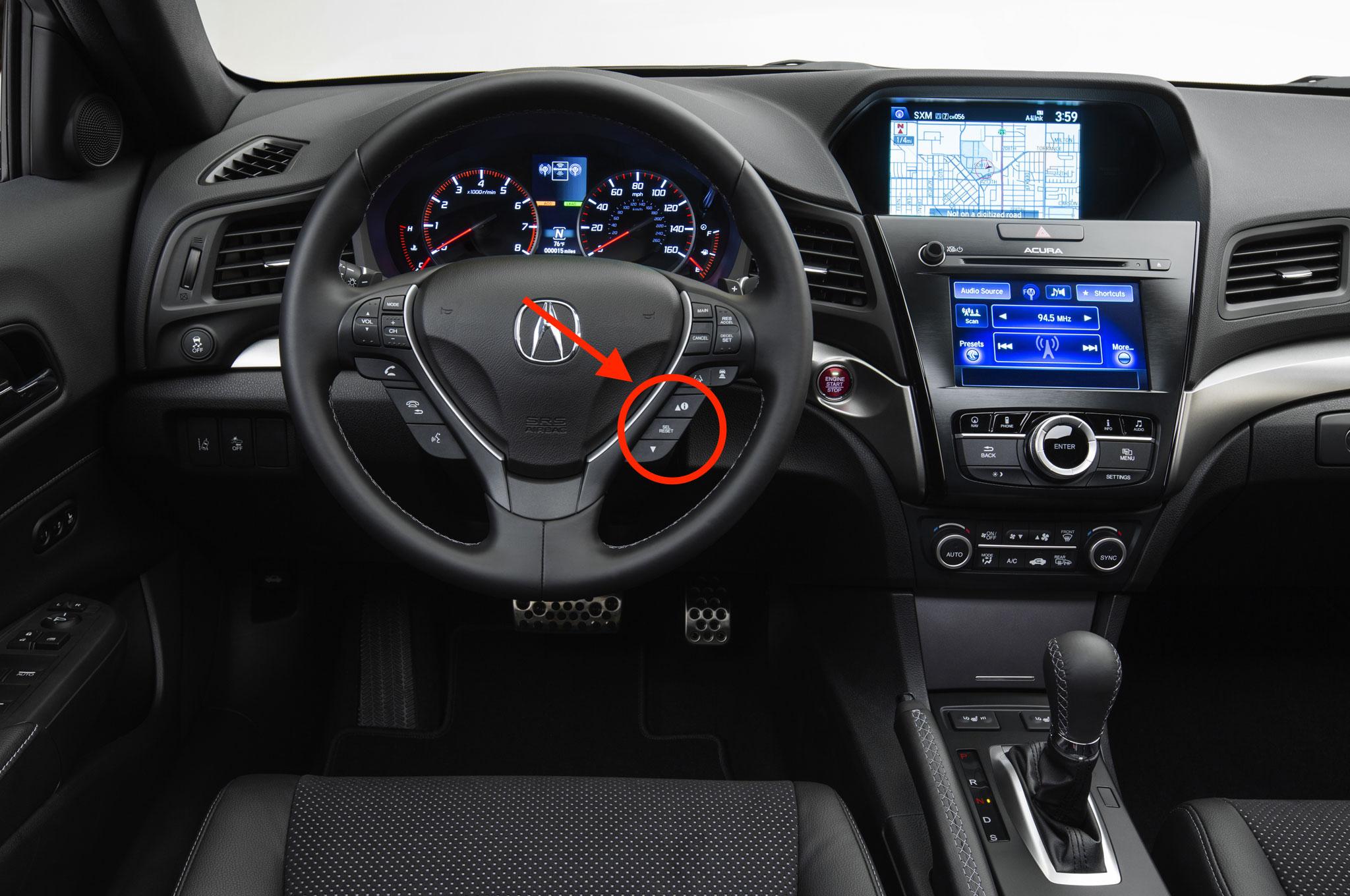 rear ca review wheels car ilx a acura spec reviews