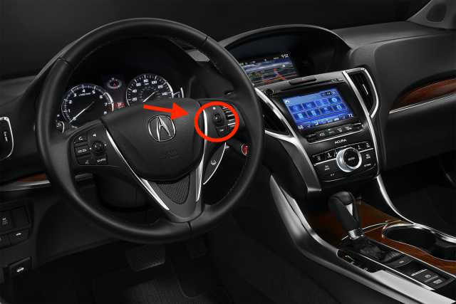 2015 Acura Tlx Tech >> Oil Reset » Blog Archive » 2016 Acura TLX Interior