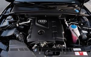 2016 Audi A5 2.0L 4 Cyl.