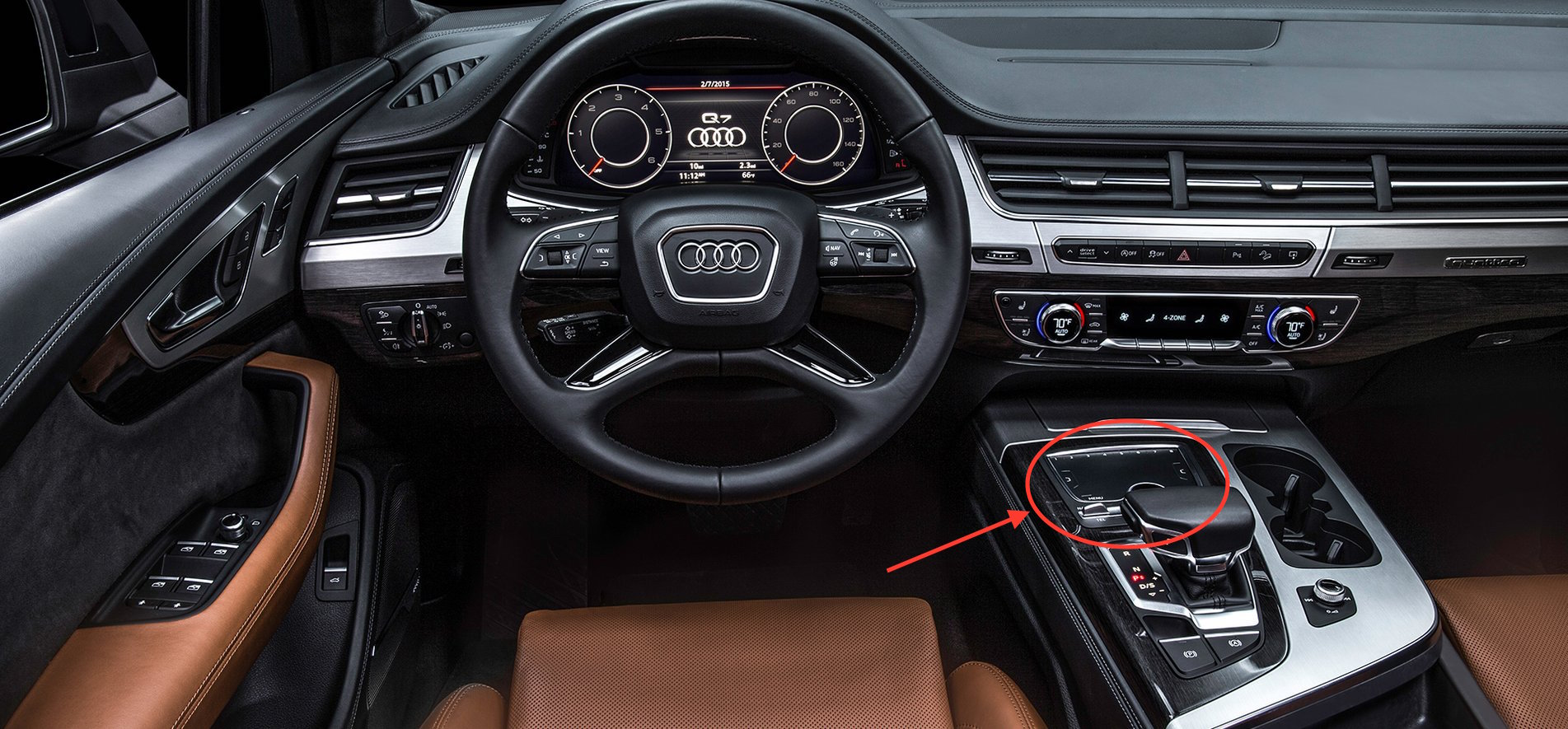 Oil Reset Blog Archive 2017 Audi Q7 Interior