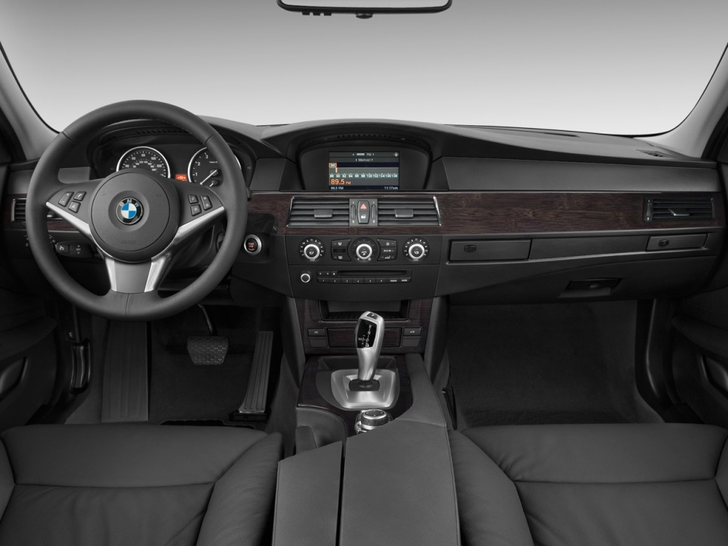 Oil Reset 187 Blog Archive 187 2009 Bmw 535i Interior