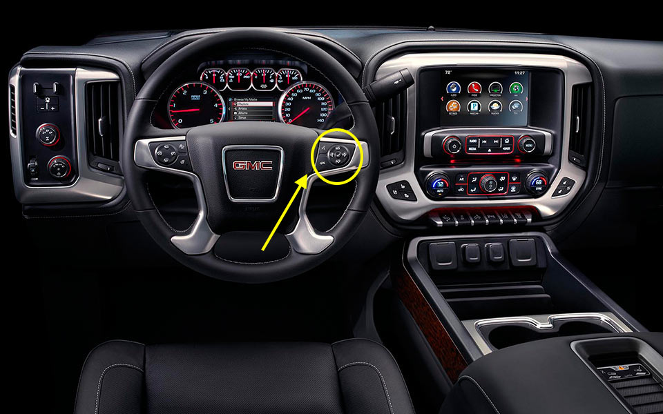 Oil Reset » Blog Archive » Reset the 2016 GMC Sierra Oil Life
