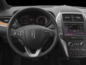 2016 Lincoln MKC Interior