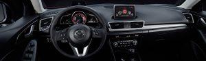 2016 Mazda 3 Interior
