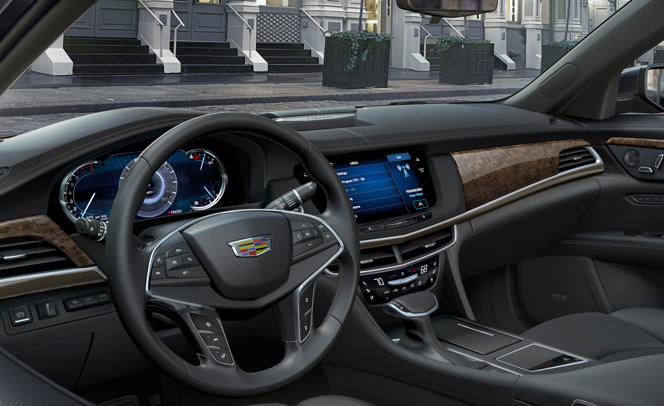 Oil Reset » Blog Archive » Reset the 2016 Cadillac CT6 Oil Life After an Oil Change