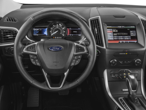 2016 Ford Edge Interior