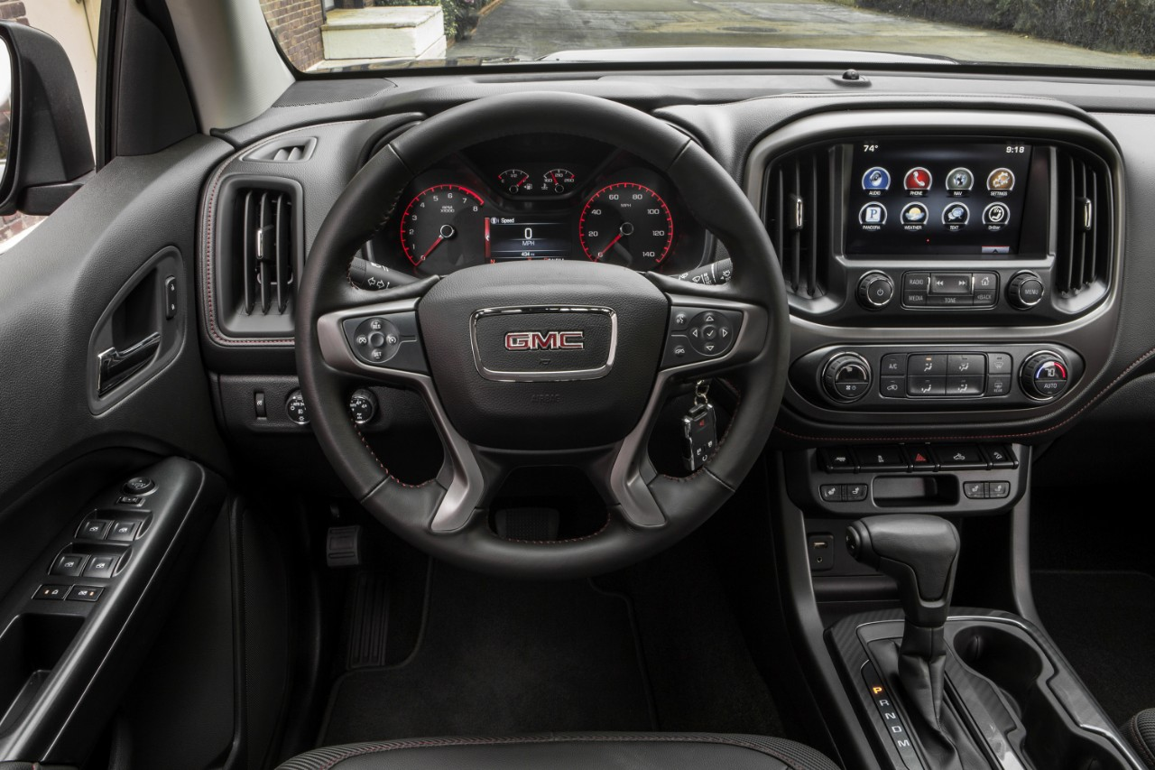 Perfect 2016 Gmc Canyon Interior