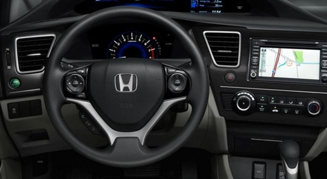 2016 Honda Civic Interior