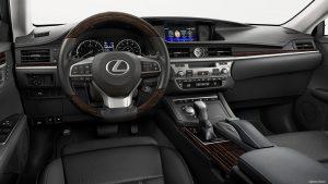 2016 Lexus ES 350 Interior