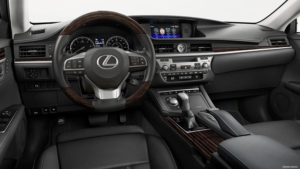 Oil Reset » Blog Archive » 2016 Lexus ES 350 Maintenance ...