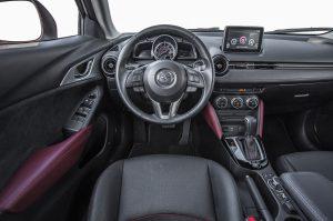 2016 Mazda CX-3 Interior