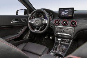 2016 Mercedes A-Class Interior