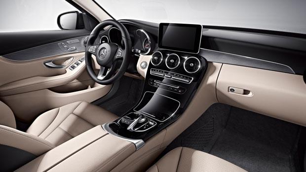 Oil Reset Blog Archive 2016 Mercedes C300 Interior